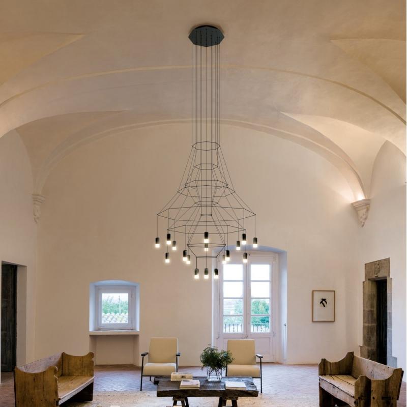 wireflow-chandelier-de-vibia